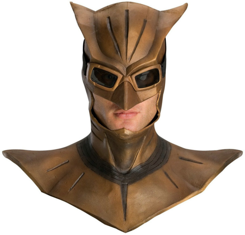Watchmen Nite Owl Deluxe Adult Mask