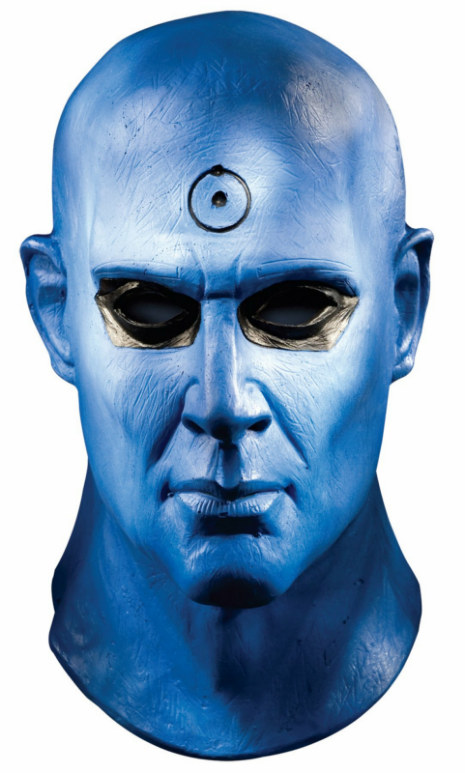 Watchmen Dr. Manhattan Deluxe Adult Mask