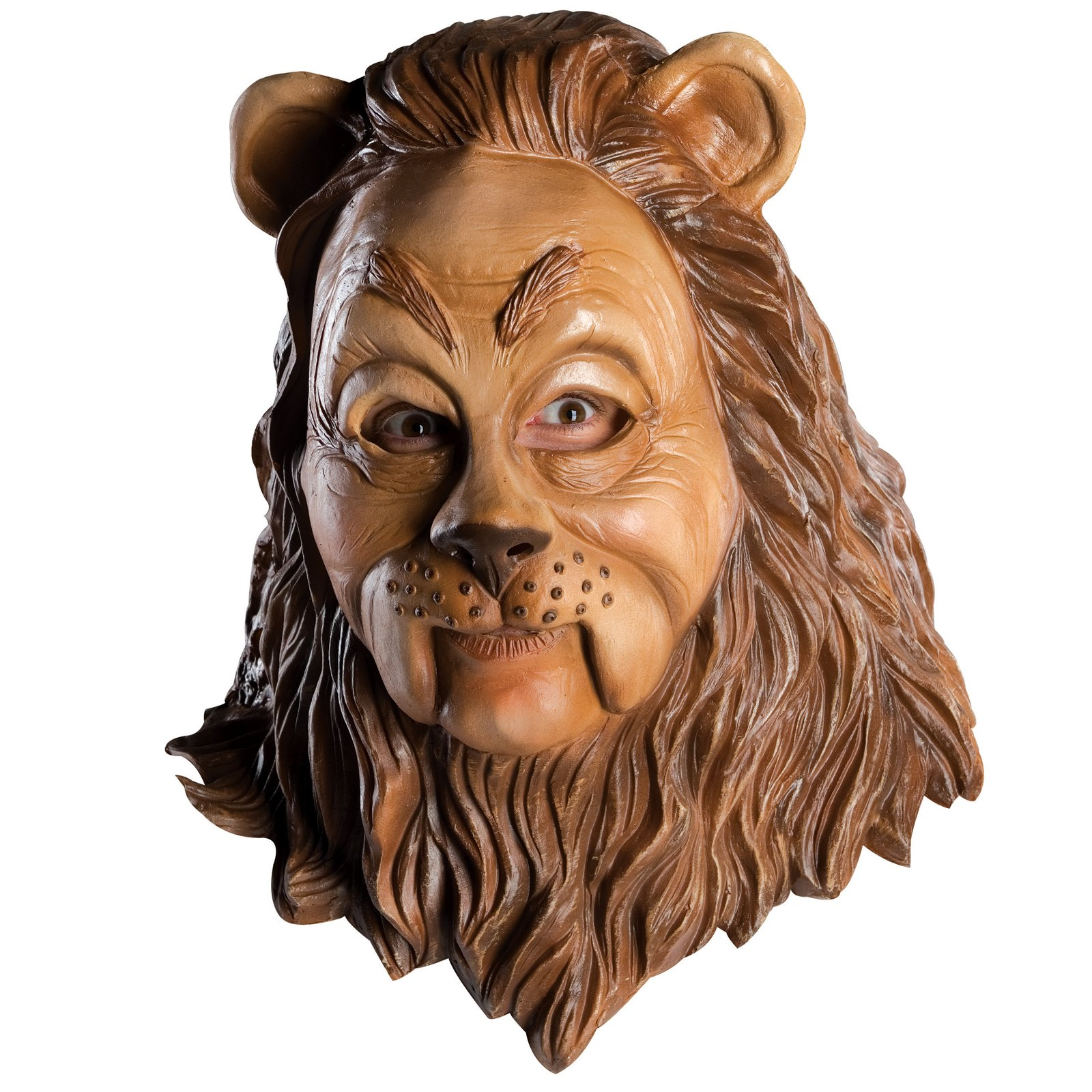 Wizard of Oz Cowardly Lion Deluxe Adult Mask