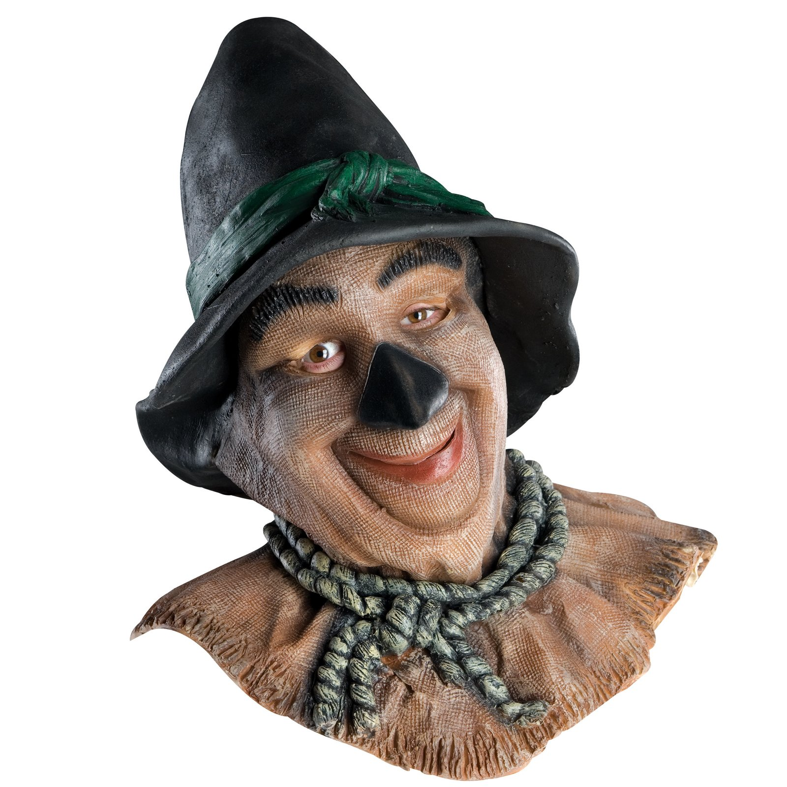 Wizard of Oz Scarecrow Deluxe Adult Mask