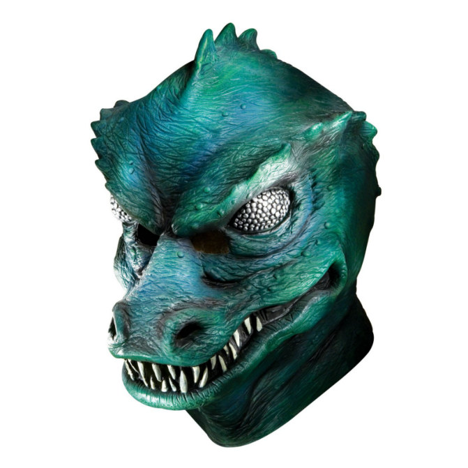 Star Trek Classic Gorn Deluxe Overhead Latex Mask Adult