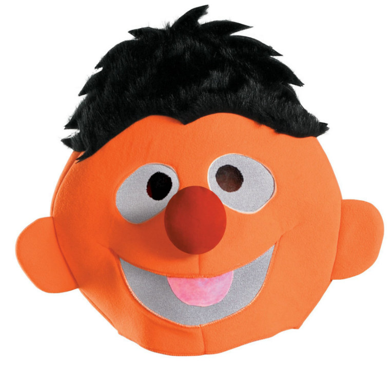 Sesame Street Ernie Adult Headpiece
