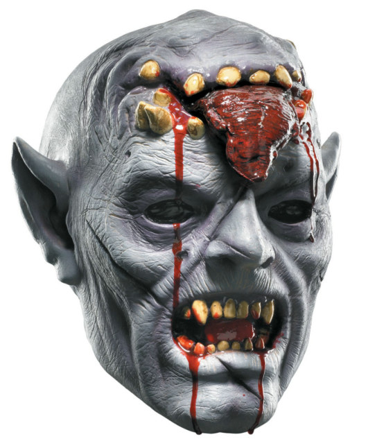 Squishy Possessed Adult Mask