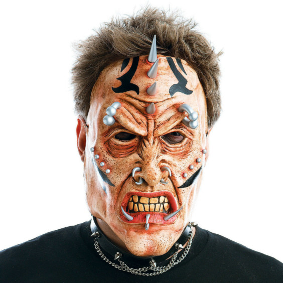 Metal Mike Mask