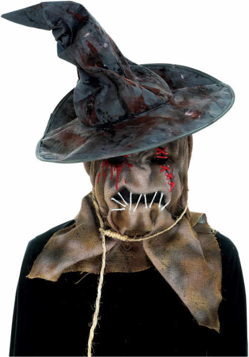 Skarecrow Adult Mask