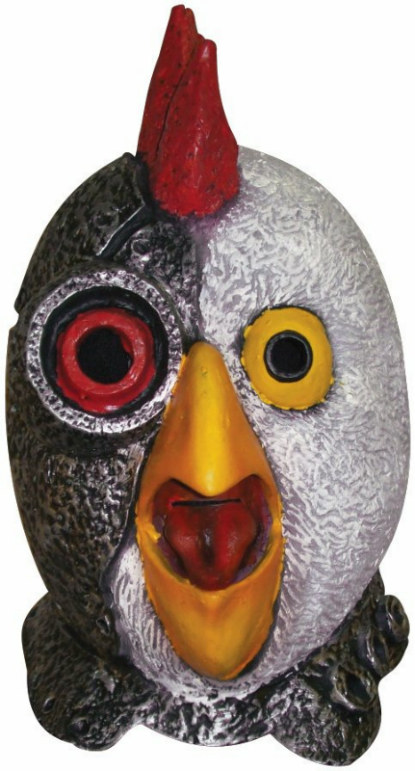 Robot Chicken Mask Adult
