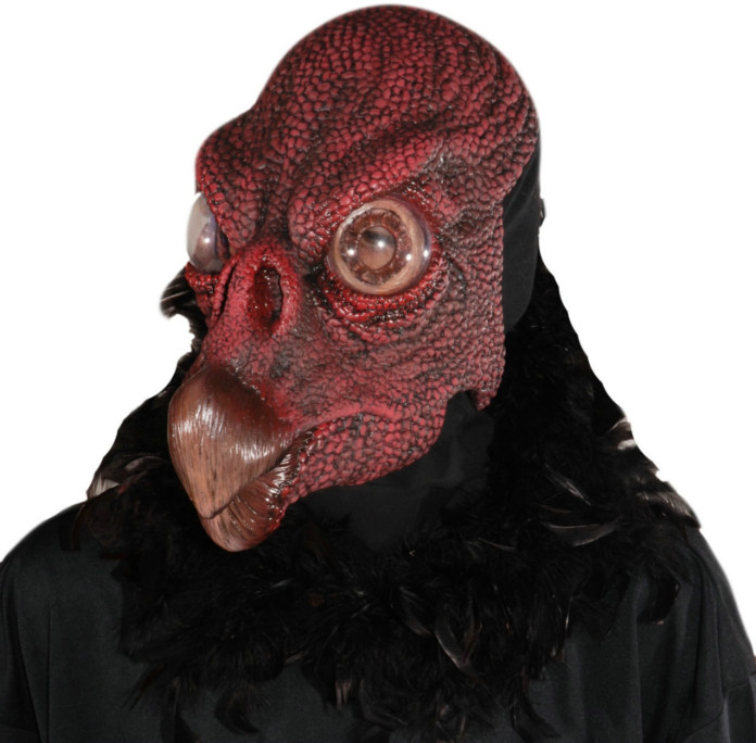 Vulture Adult Mask