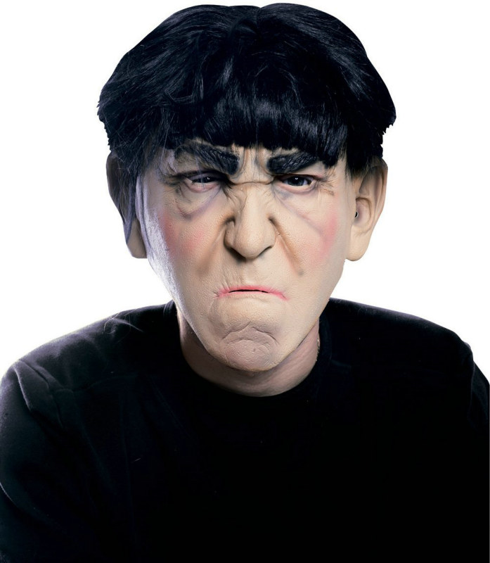 The Three Stooges Moe Mask Adult