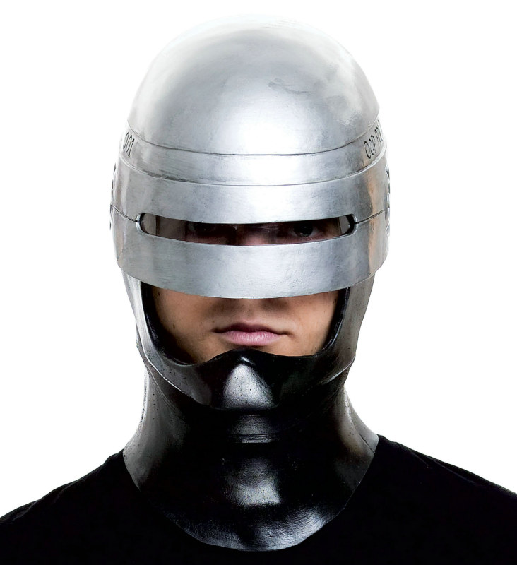 RoboCop Mask Adult