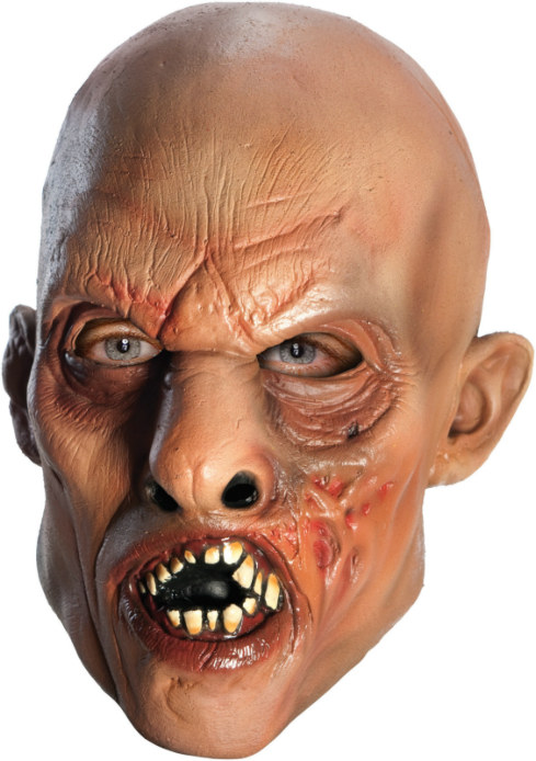 Jonah Hex Circus Freak Overhead Latex Adult Mask