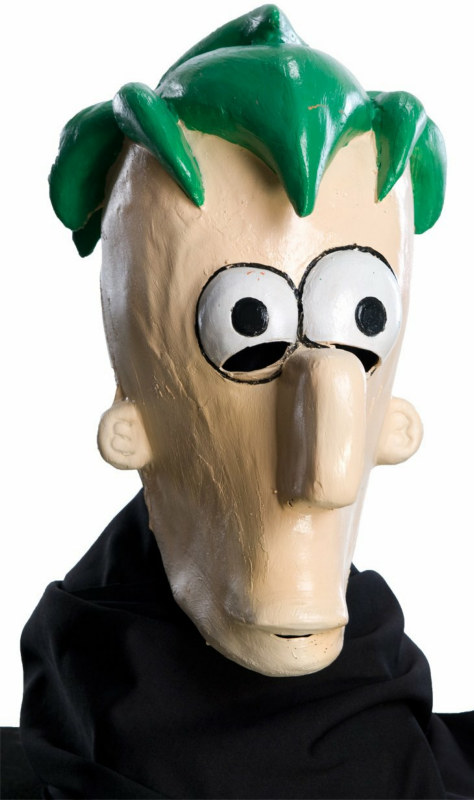 Phineas And Ferb - Ferb Adult Mask