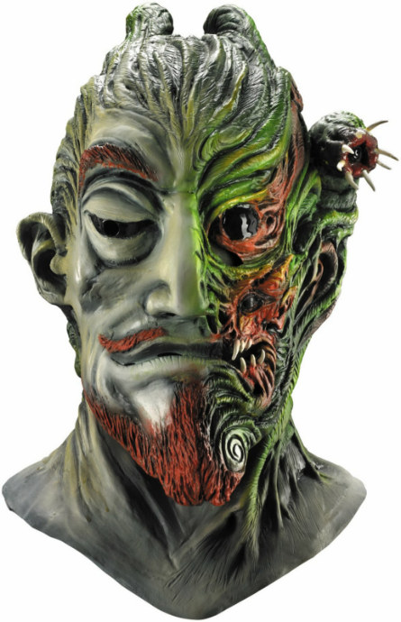 Clive Barker - It's Behind You Deluxe Adult Mask