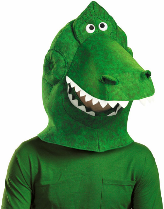Toy Story - Rex Character Headpiece Adult