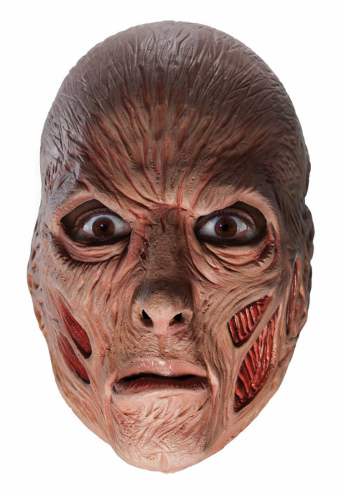 Nightmare on Elm Street Freddy Krueger 3/4 Vinyl Mask Teen
