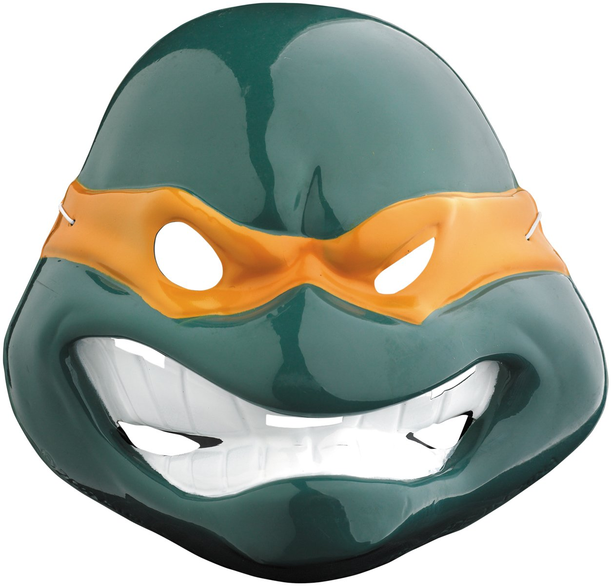 TMNT - Michelangelo Vacuform Mask (Adult)
