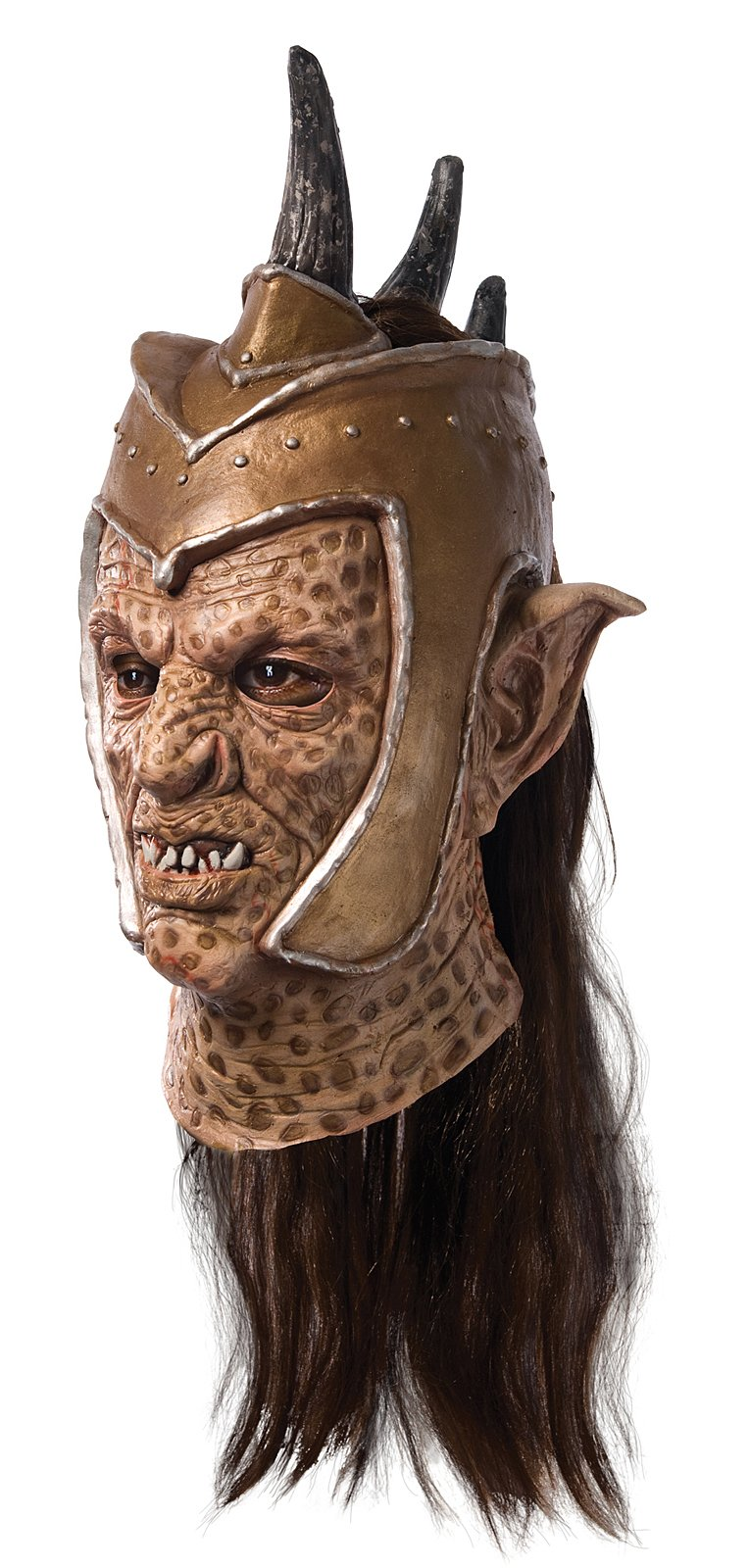 Sucker Punch - Orc Deluxe Overhead Latex Mask (Adult)