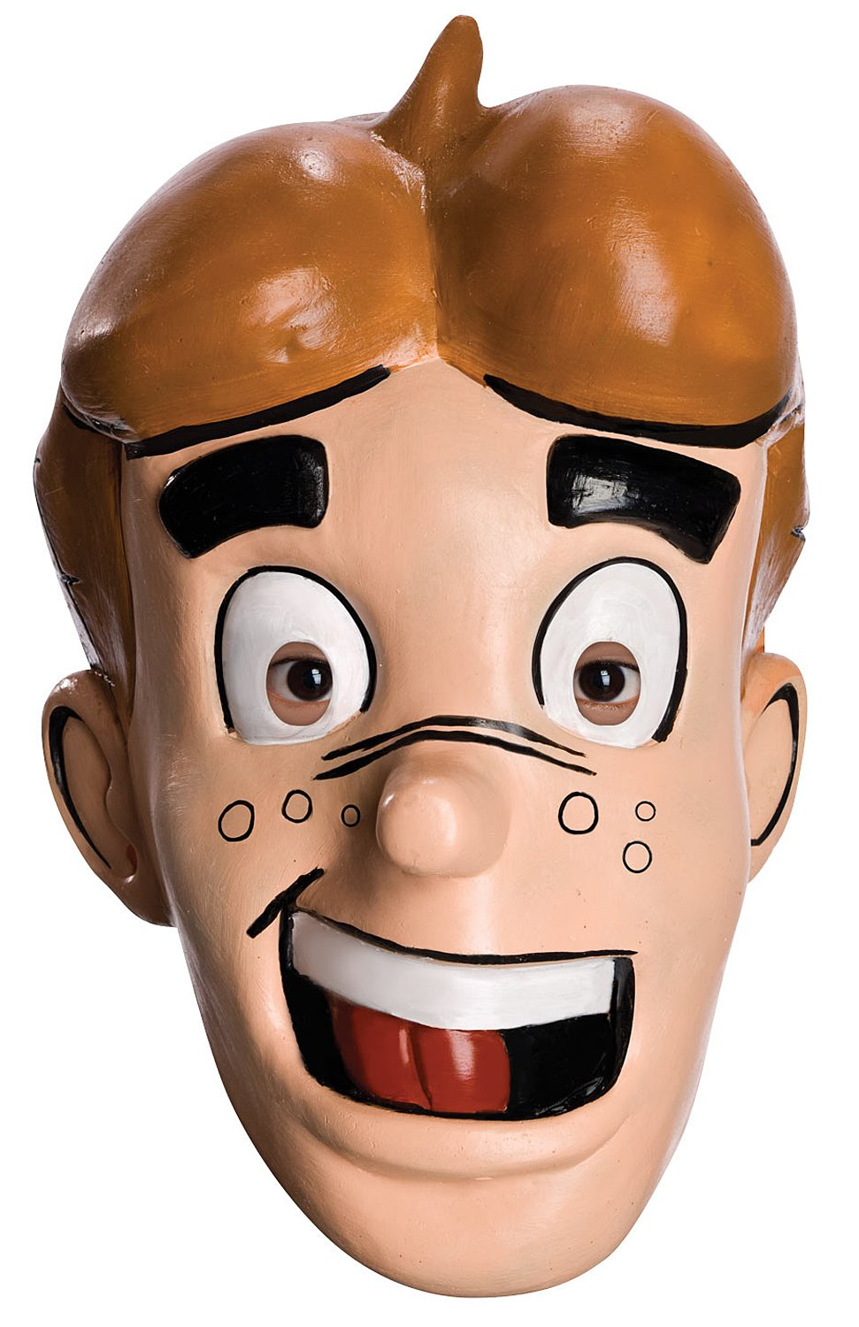Archie Comics - Archie Overhead Latex Mask (Adult)