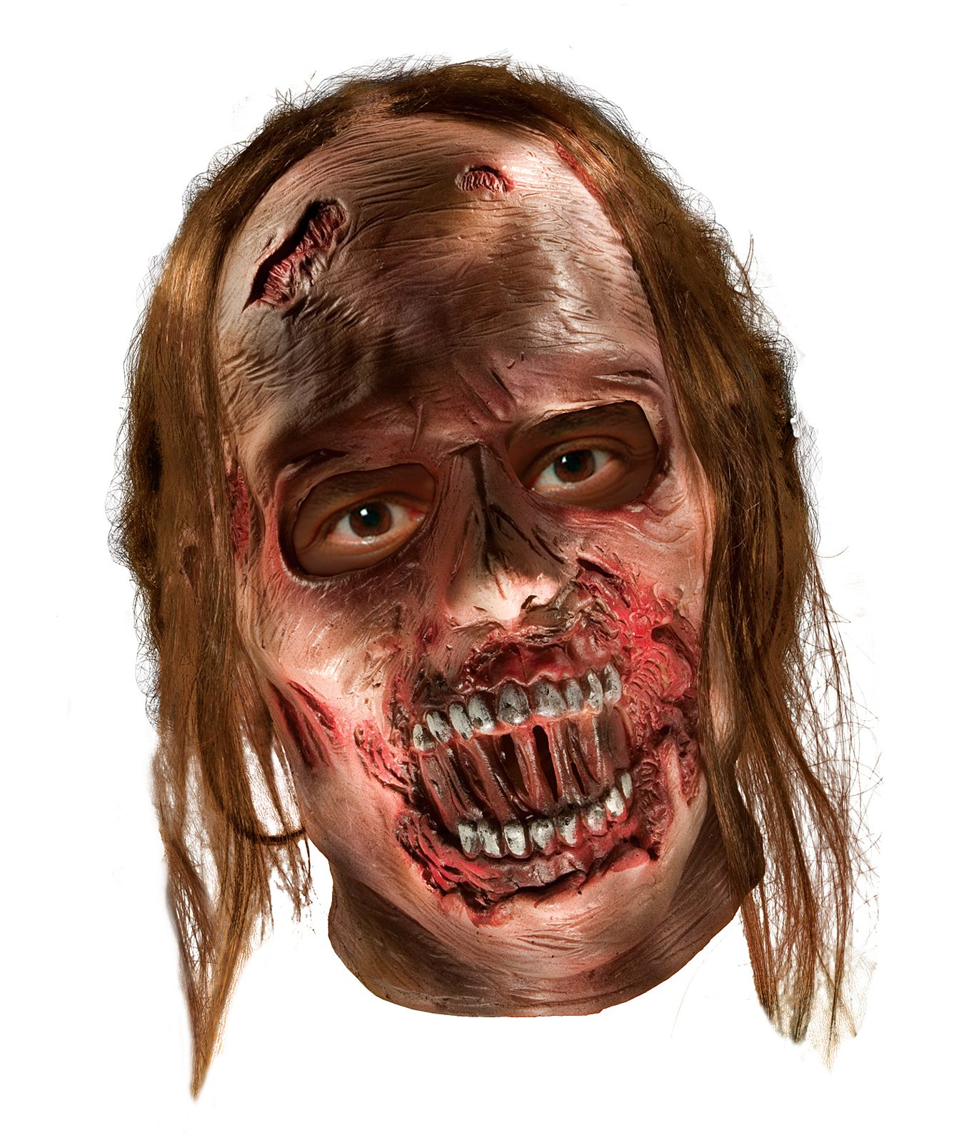 The Walking Dead - Decayed Zombie Deluxe Mask (Adult)