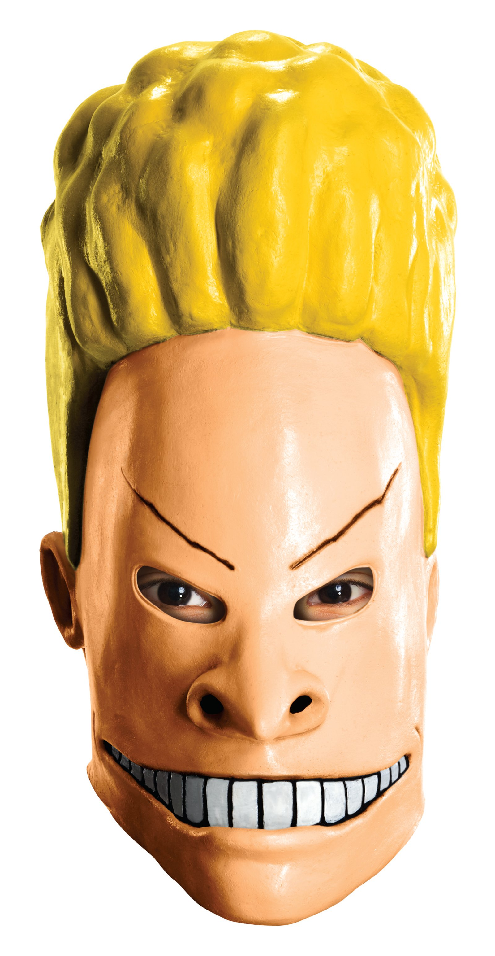 Beavis and Butt-Head - Beavis 3/4 Mask (Adult)