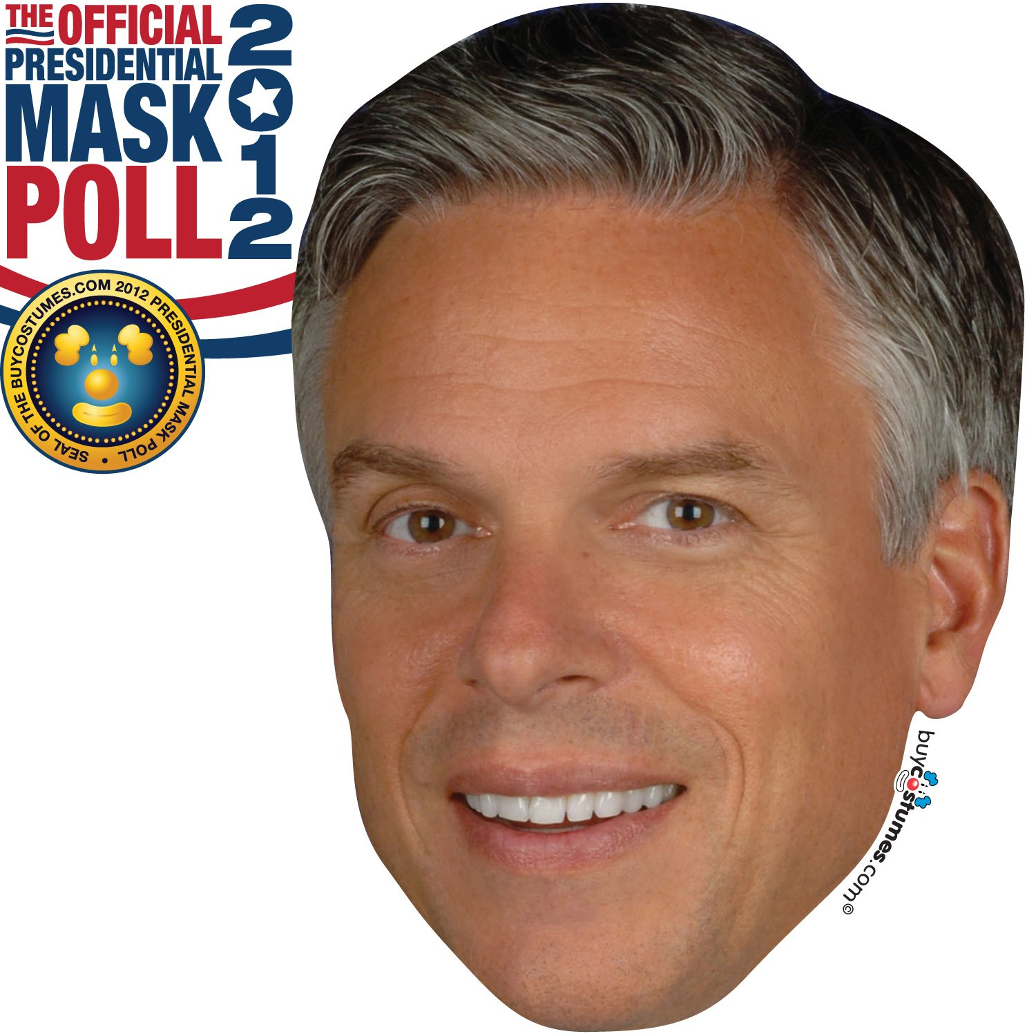 Jon Huntsman Mask