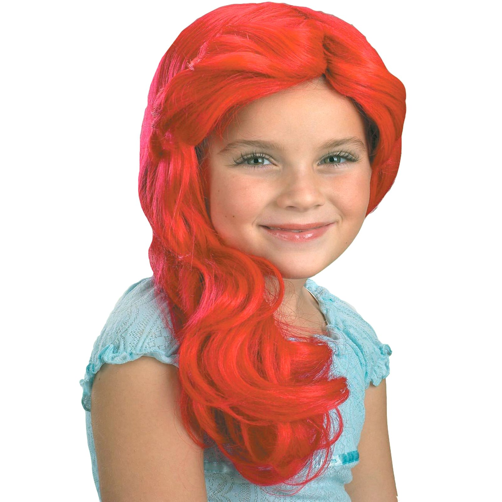 Disney The Little Mermaid Ariel Wig Child