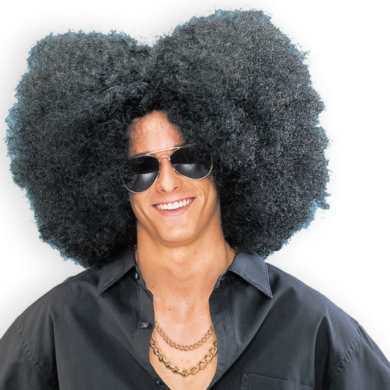 Freak 70's Flat Top Wig Adult