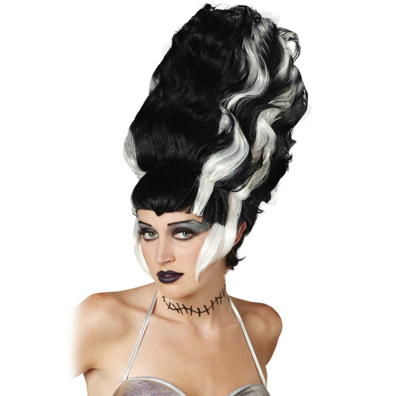 Club Transylvania Bride Wig Adult