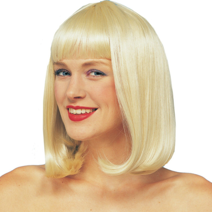 Peggy Sue 50's Wig (Blonde)