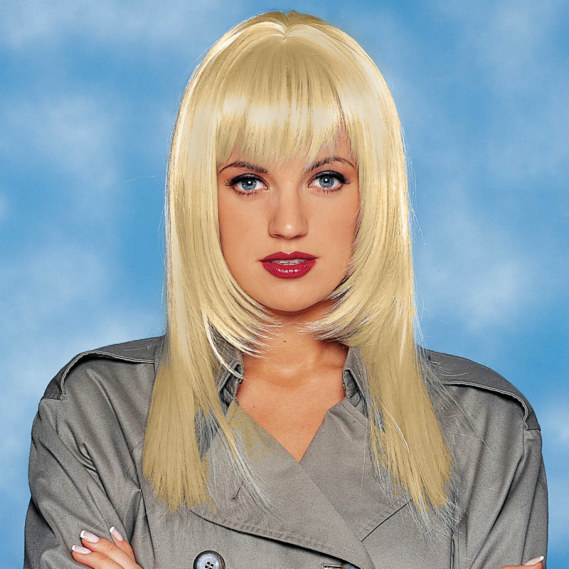 Deluxe International Beauty Wig - Blonde