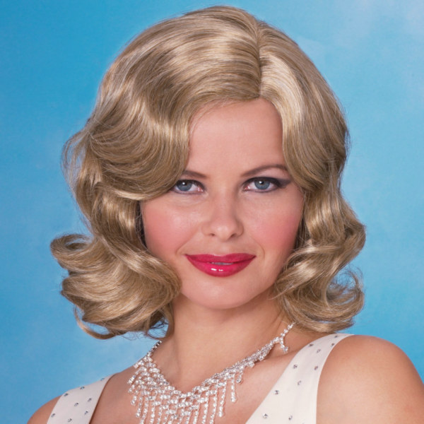 Roaring 20's Wig (Honey Blonde)
