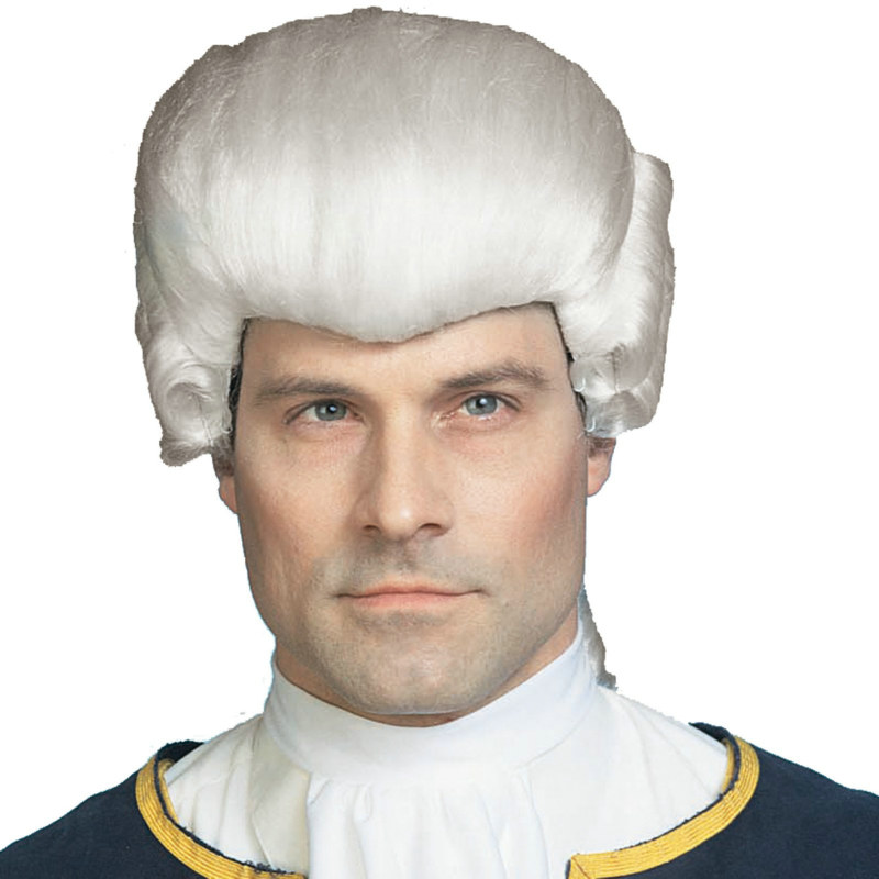 Colonial Wig Adult