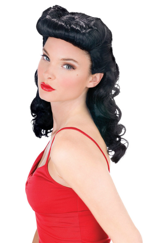 Burlesque Beauty Wig Adult