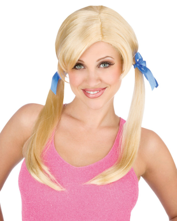 Cheap Date Blonde Wig