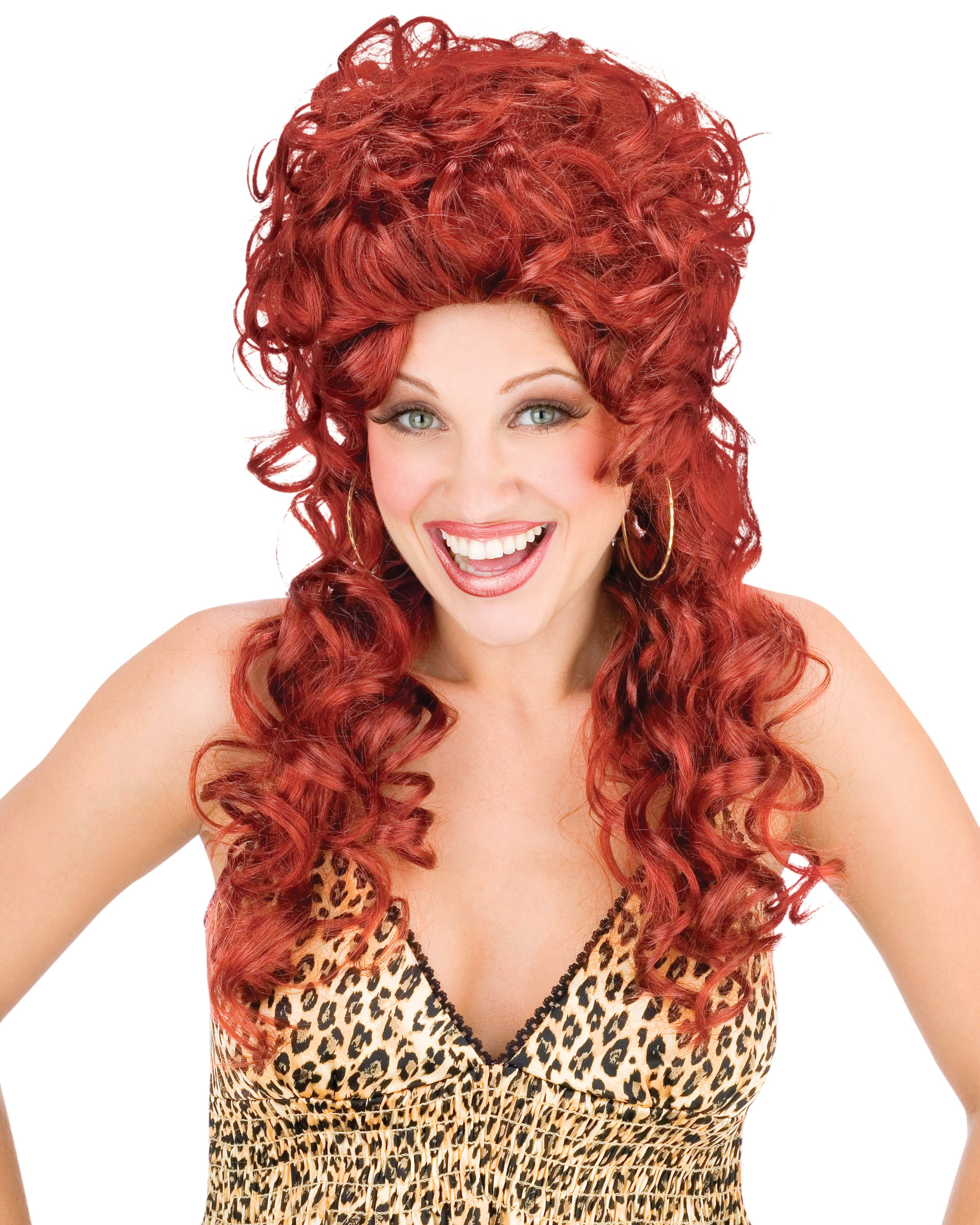 Trailer Park Trophy Wife Auburn Wig