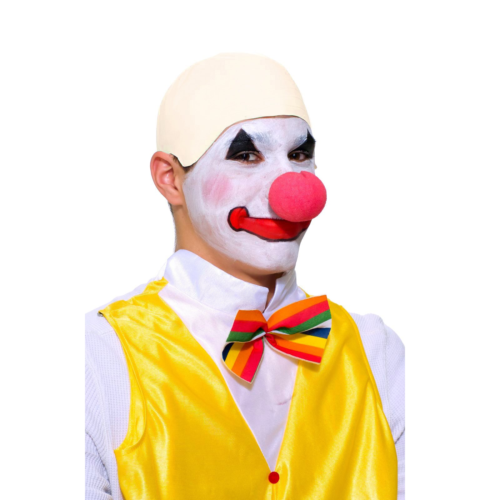 Bald Clown Wig