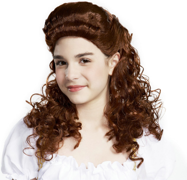 Southern Belle Child Wig