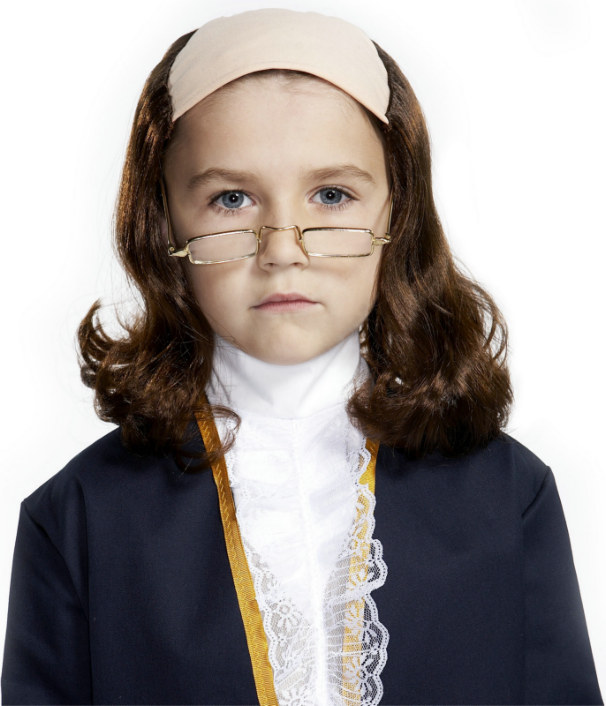 Benjamin Franklin Child WigBenjamin Franklin As A Child