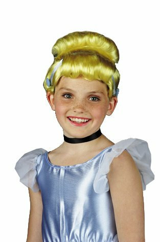 Cinderella Child Wig - Click Image to Close