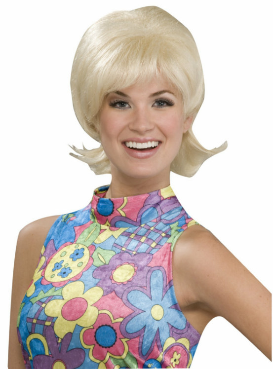 Groovy Mom Adult Wig