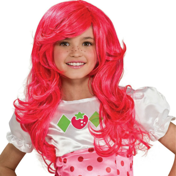Strawberry Shortcake Wig