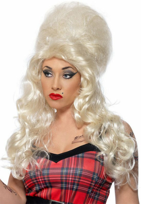 Blonde Rehab Wig Adult