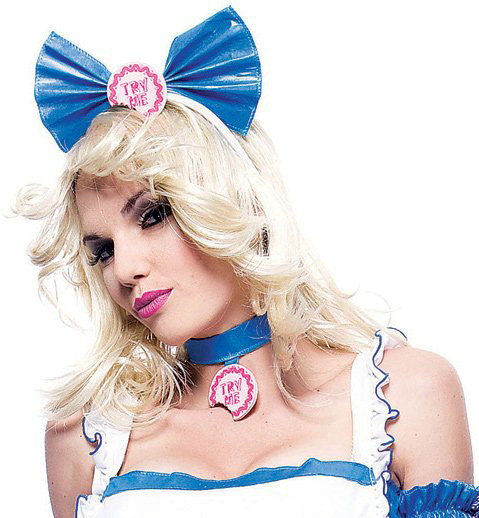 Wicked Wonderland Alice Wig Adult