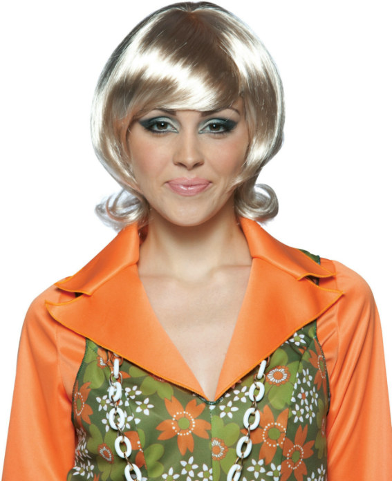Brady Bunch Carol Brady Adult Wig