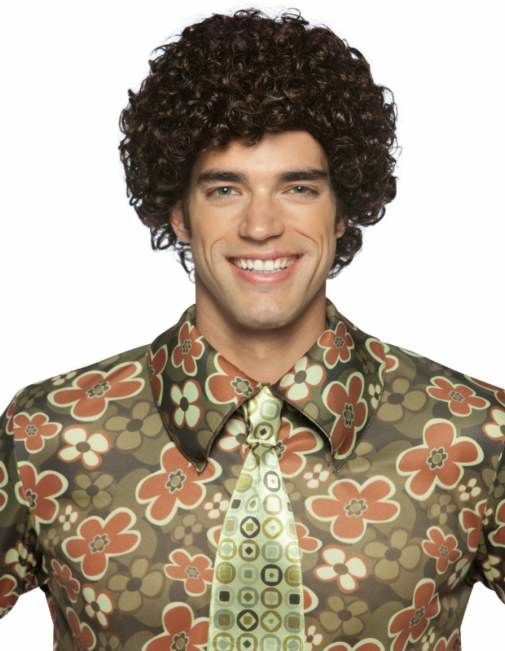 Brady Bunch Mike Brady Adult Wig