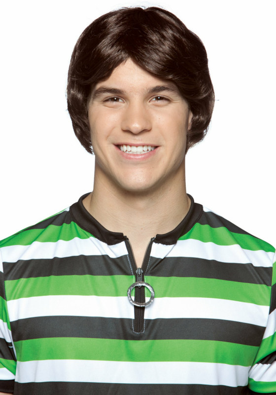 Brady Bunch Bobby Brady Adult Wig - Click Image to Close