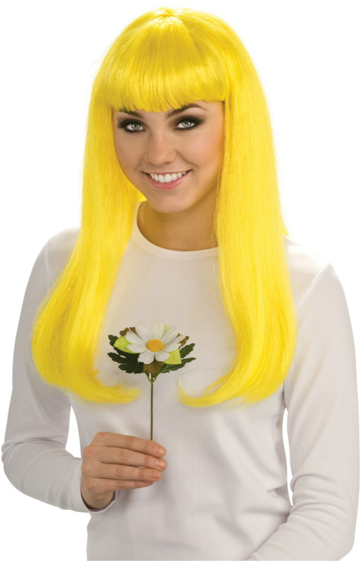 The Smurfs - Economy Smurfette Adult Wig