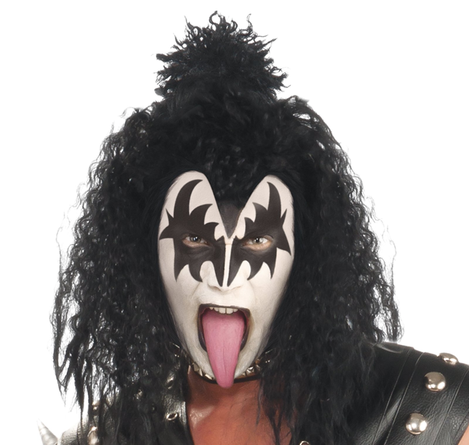 KISS Deluxe Demon Wig (Adult)