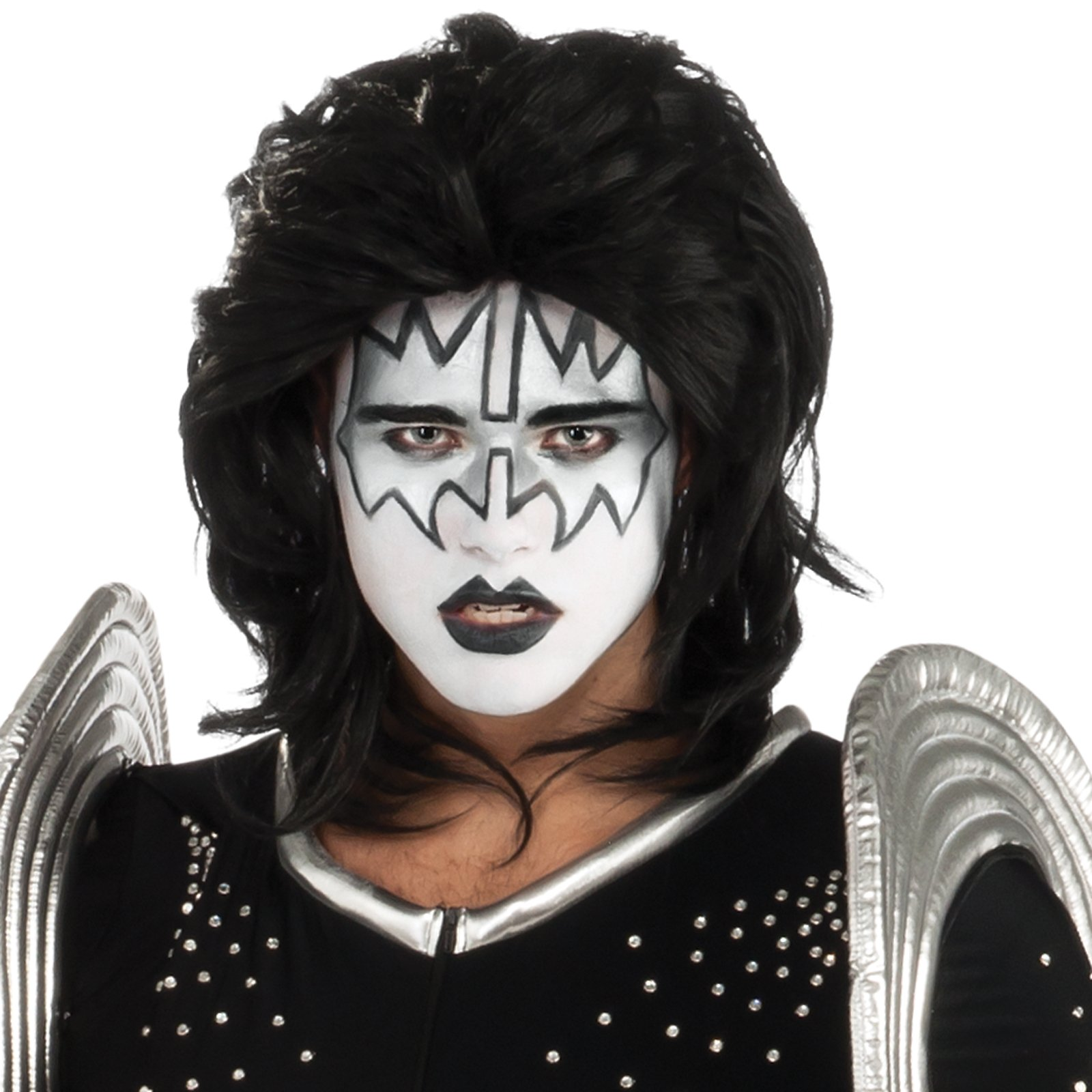 KISS - Spaceman Wig (Adult)