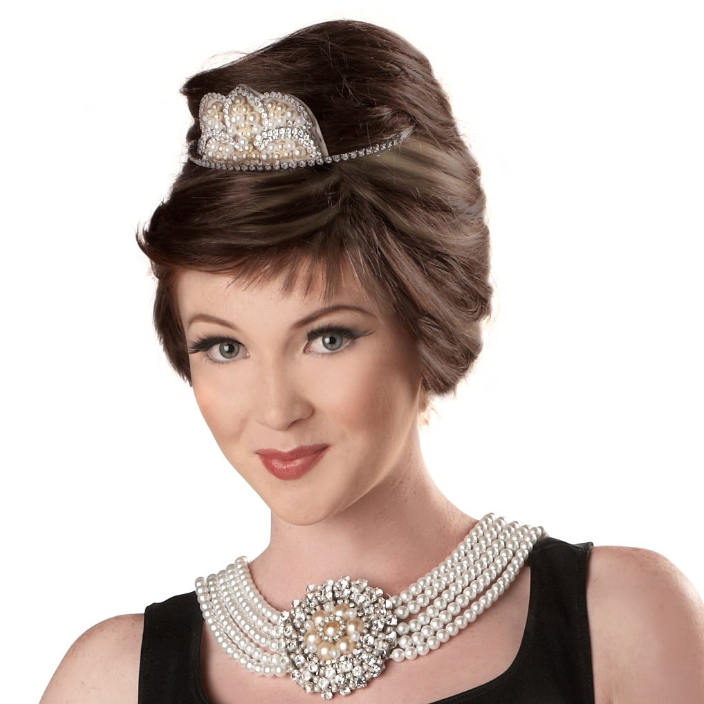 Breakfast at Tiffany's Adult Wig