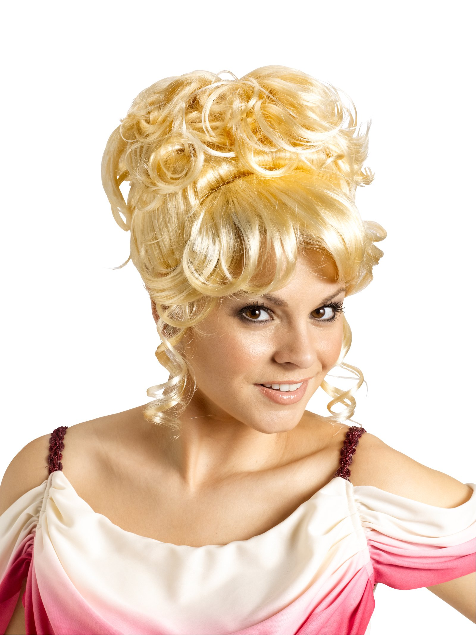 Greek Goddess Blonde Wig (Adult)